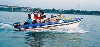 Adventure Tourism in Ganges, Patna