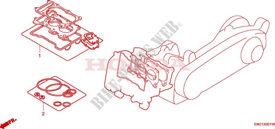 Honda Silver Wing Wiring Harness Diagram Wiring Diagram 2019