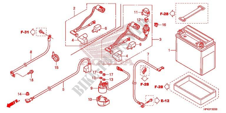 2013 Honda Rancher Wiring Diagram Download Wiring Diagram