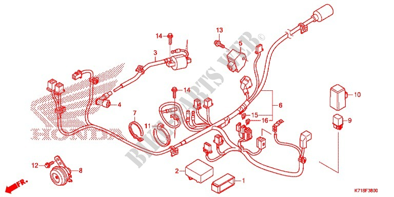 Honda Wave 125 Wiring Diagram Pdf masterlistforeignluxury