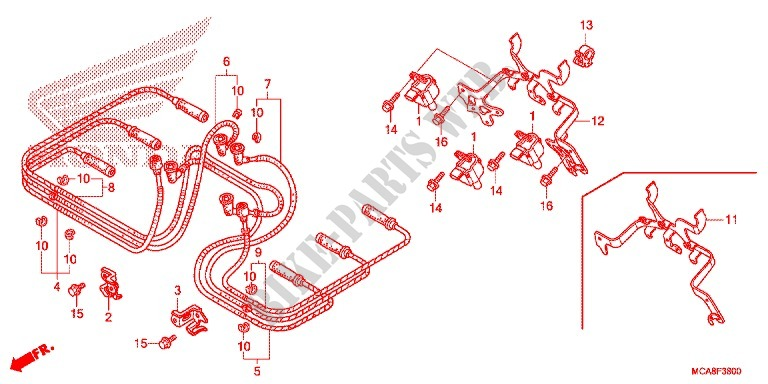 Honda Wiring Diagram Also Honda Gl1000 Ignition Wiring Diagram In
