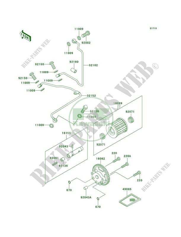 Kawasaki Bayou 220 Wiring Diagram Images - Best Place to Find Wiring