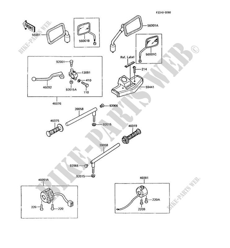 Kawasaki A7 Wiring Diagram Schematic Diagram
