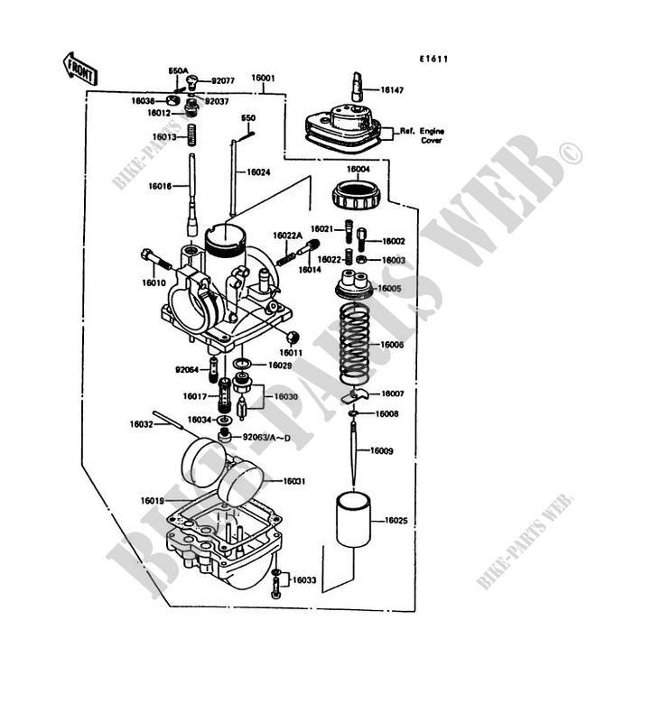 1976 kawasaki ke100 wiring diagram
