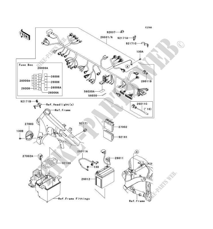 kawasaki vn900 wiring diagram