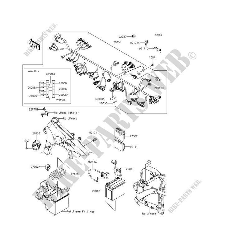 vz800 front light wiring diagram