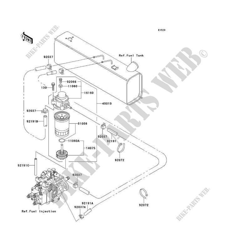 Kawasaki Mule 610 Fuse Box \u2013 Vehicle Wiring Diagrams