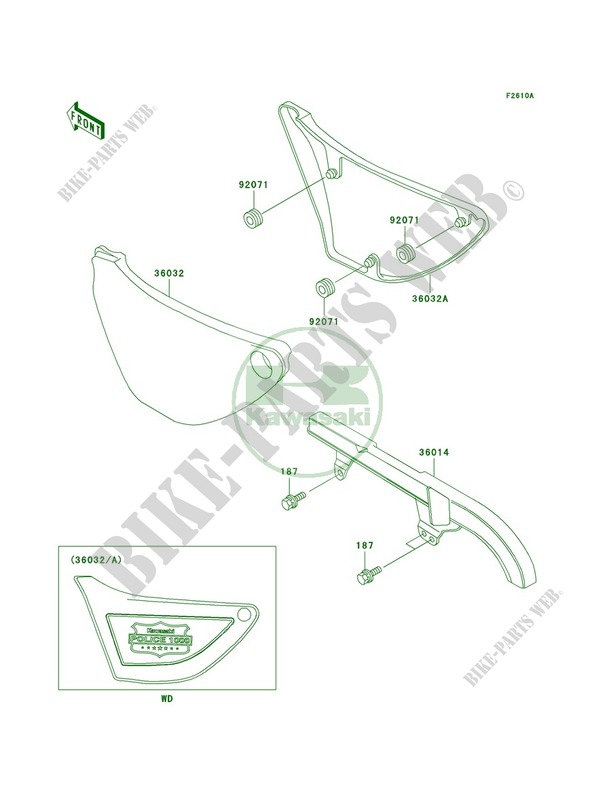 Kawasaki Kz1000 - Best Place to Find Wiring and Datasheet Resources