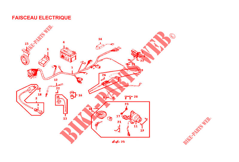 Kymco Wiring Harness Download Wiring Diagram