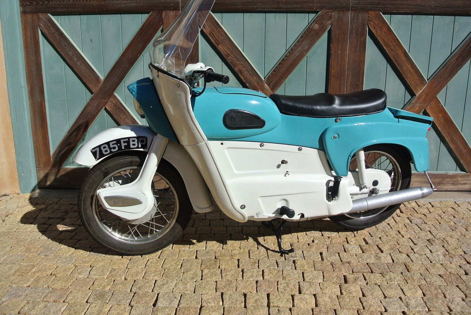 1962 Ariel Leader For Sale - Bike-urious