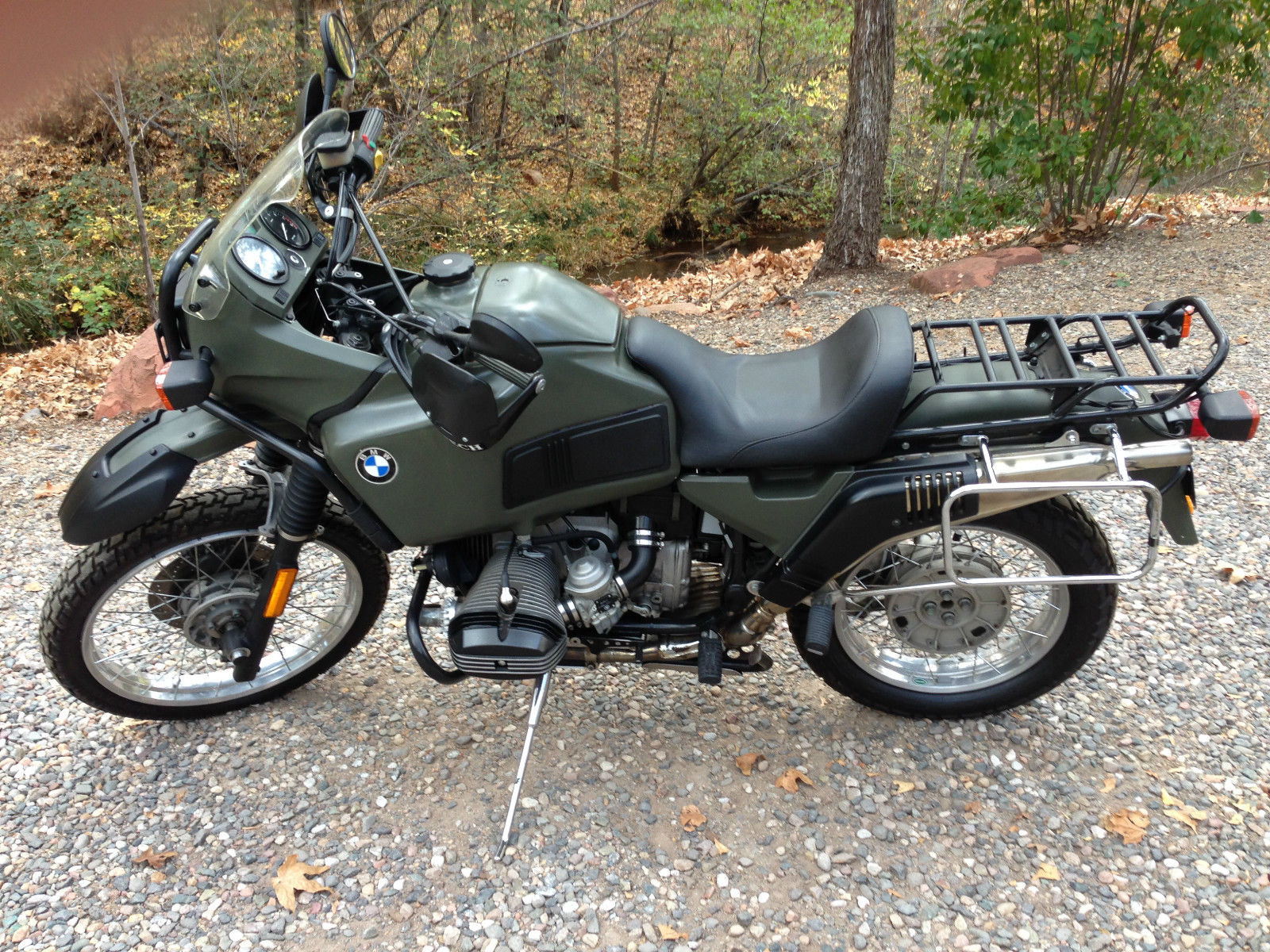 1993 BMW R100GS-PD For Sale