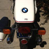 1 of 200: 1978 BMW R100RS Motorsport