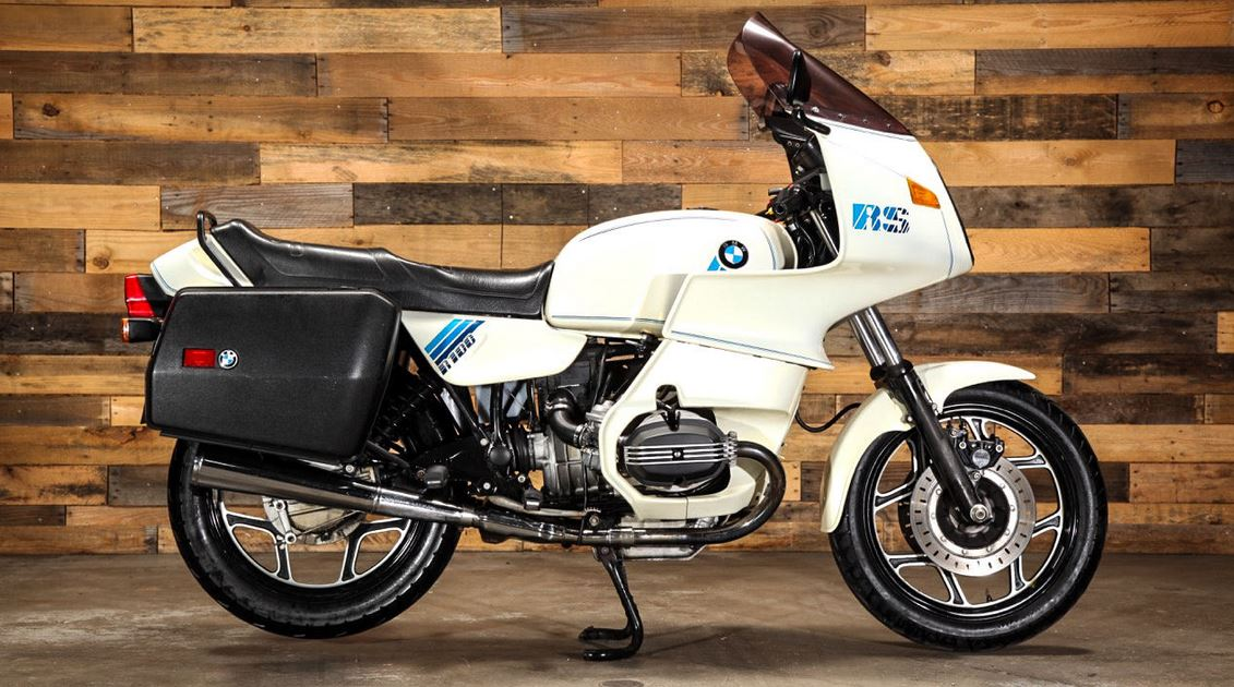 Cafe Racer Motorcycle For Sale >> Beautiful Tourer - 1988 BMW R100RS - Bike-urious