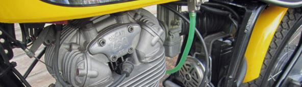 Ducati 450 Scrambler - Featured