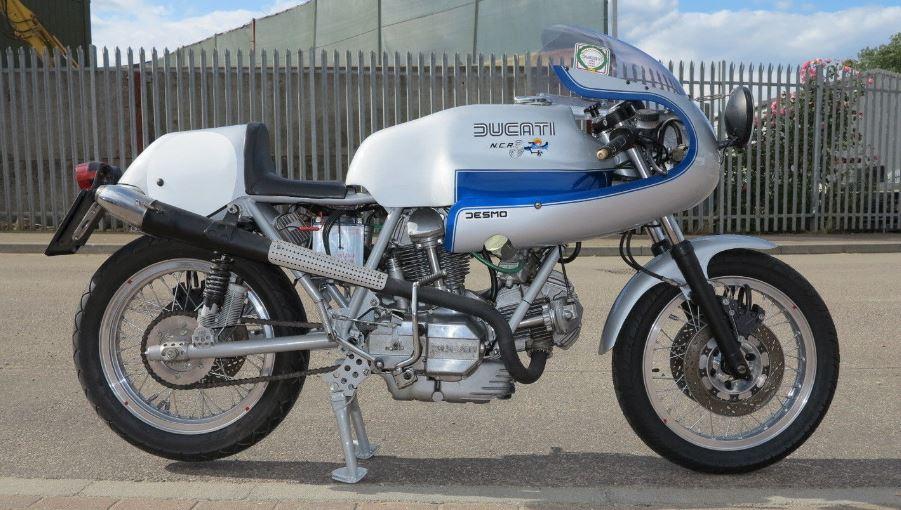 Period Road Racer - 1976 Ducati 900SS