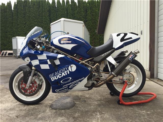 WMRRA Champion - 1997 Ducati Monster Racer