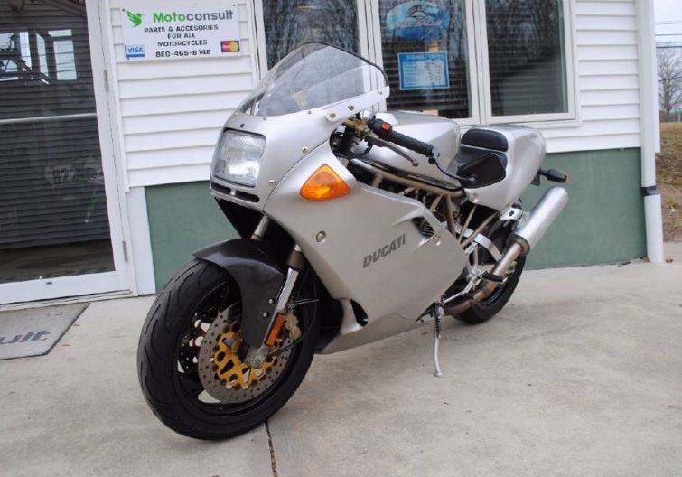 Final Edition - 1998 Ducati Supersport 900FE