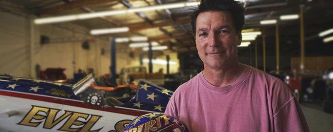 Bikers Helping Bikers - Eddie Braun Wants to Jump the Snake River