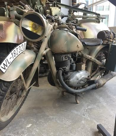 Guess That Bike - WWII Edition - Revealed