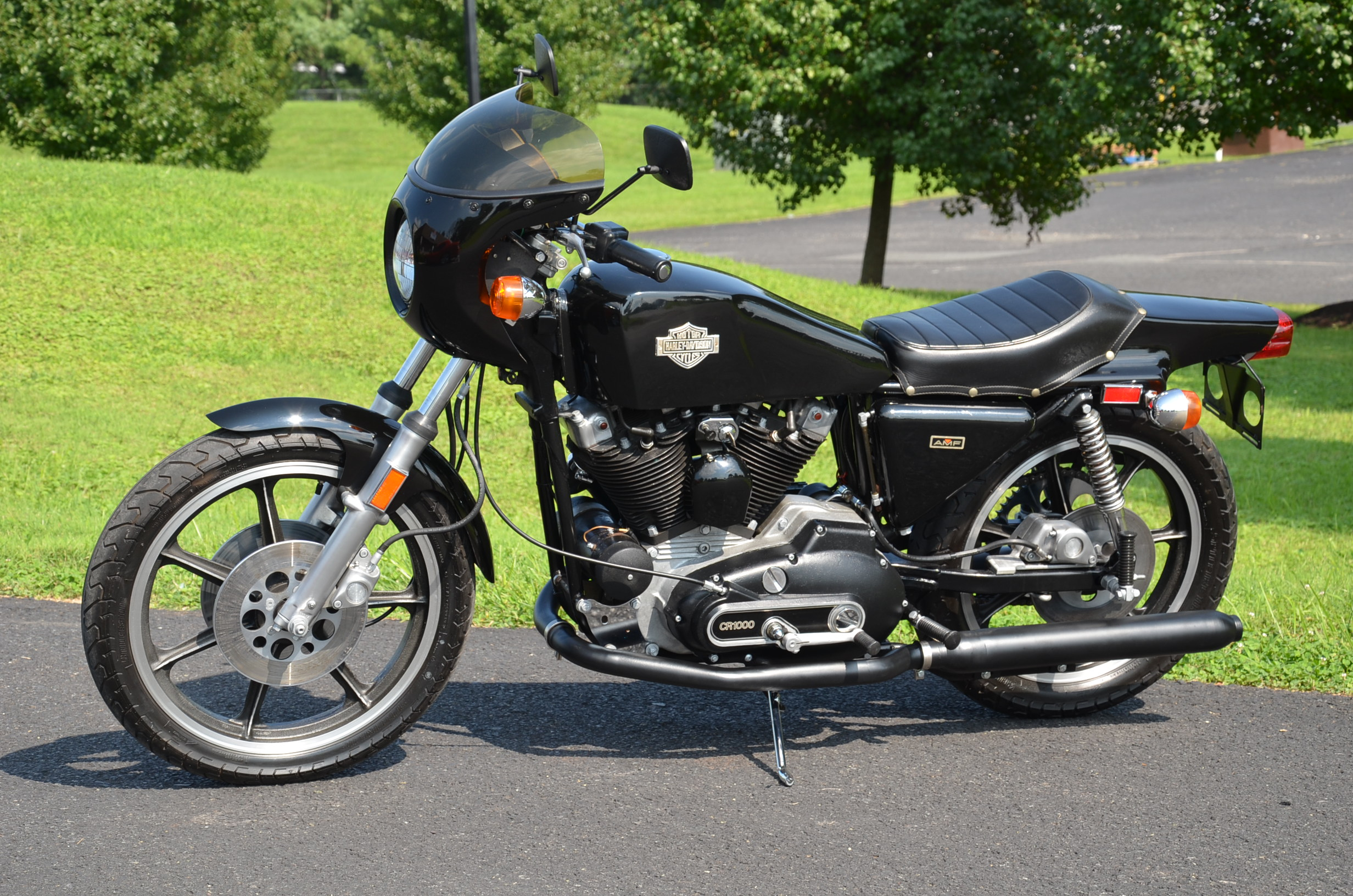 Harley Davidson  Xlcr Occasion