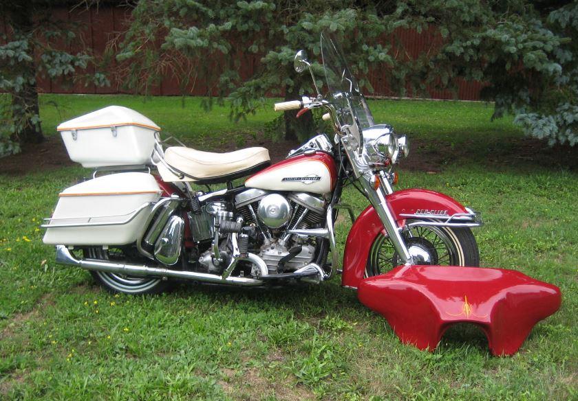 Ending Soon - 1964 Harley-Davidson FLH