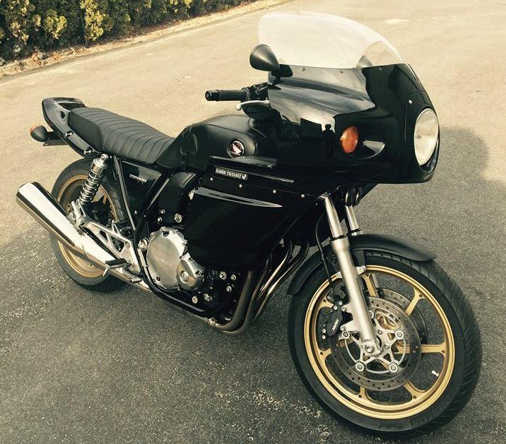 Vesco Fairing - 2013 Honda CB1100 - Bike-urious