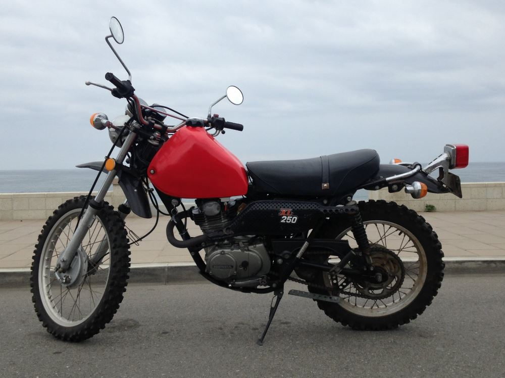 Cheap and Getting Cheaper - 1977 Honda XL250S