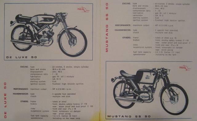 1968 Italjet 50cc Projects