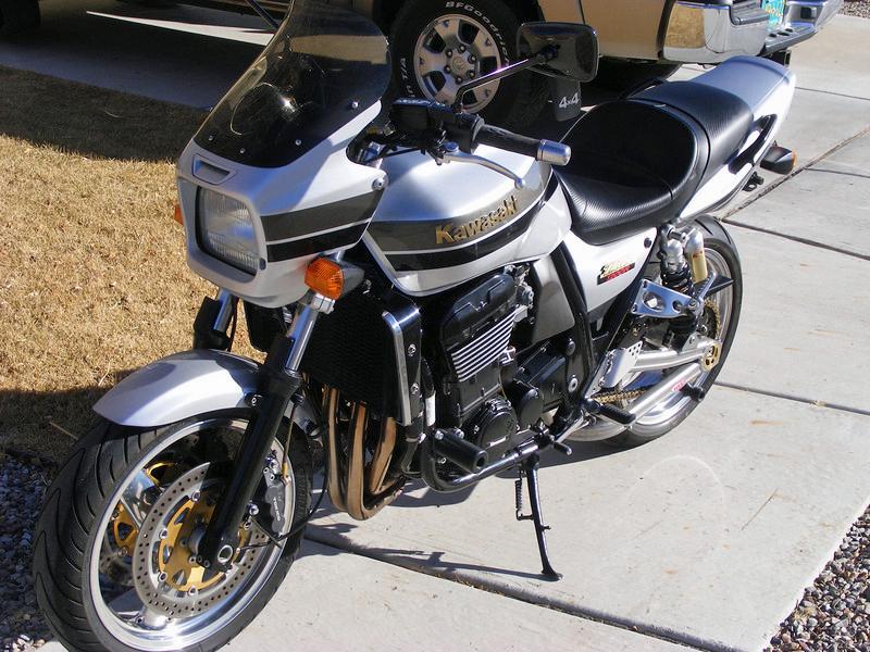 2004 Kawasaki Zrx1200r Bike Urious