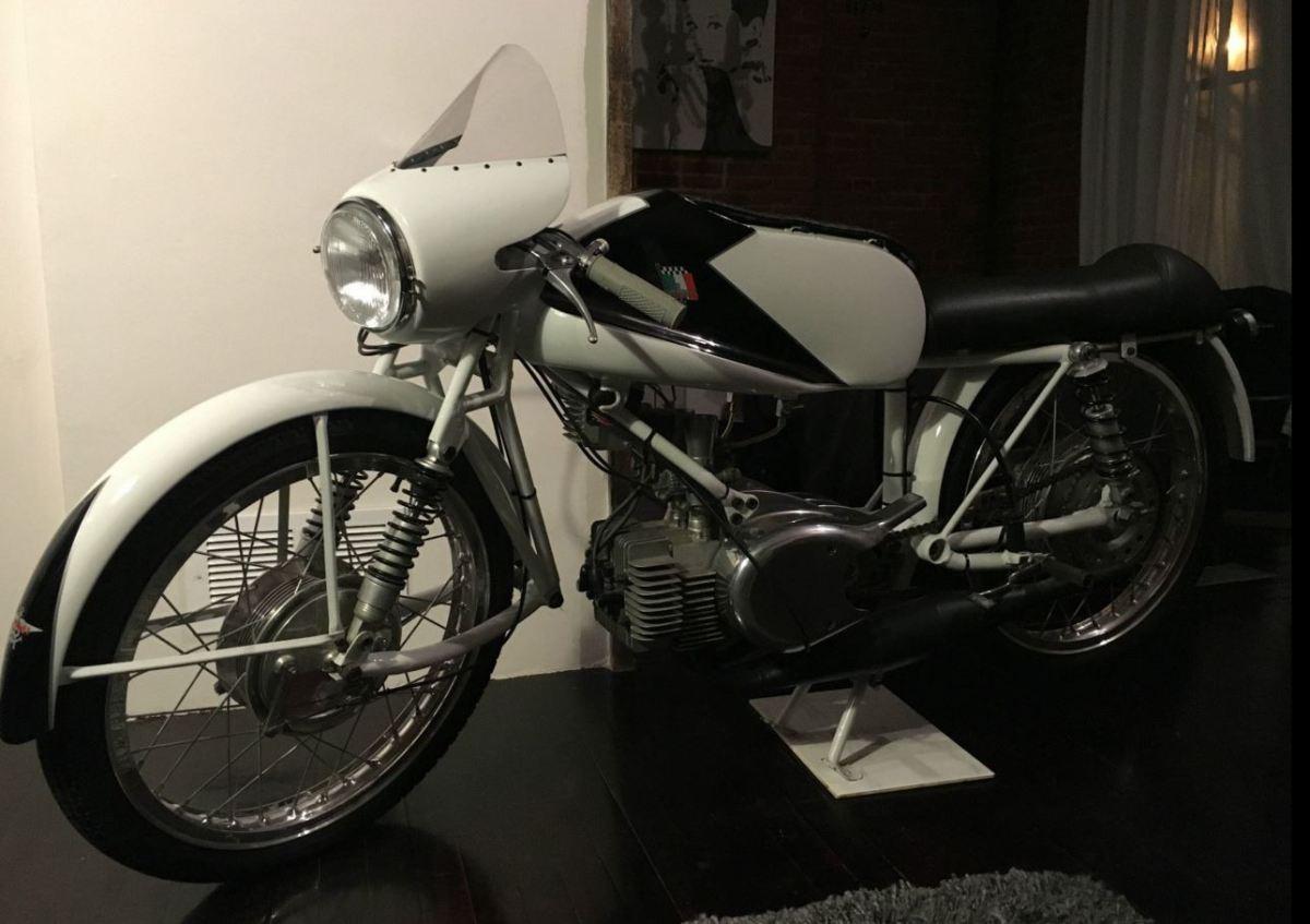 1955 Moto Rumi Junior Corsa