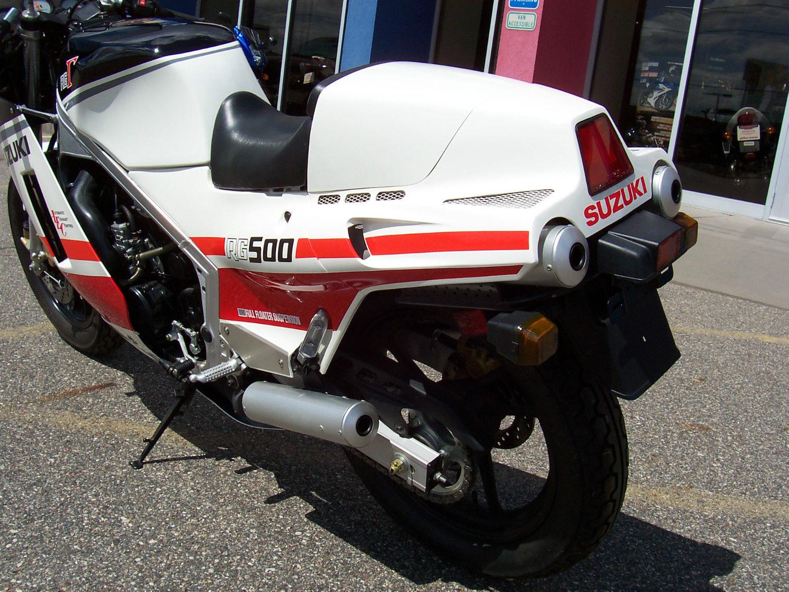 Suzuki Rg500 For Sale Suzuki Rg500 Gamma Vin