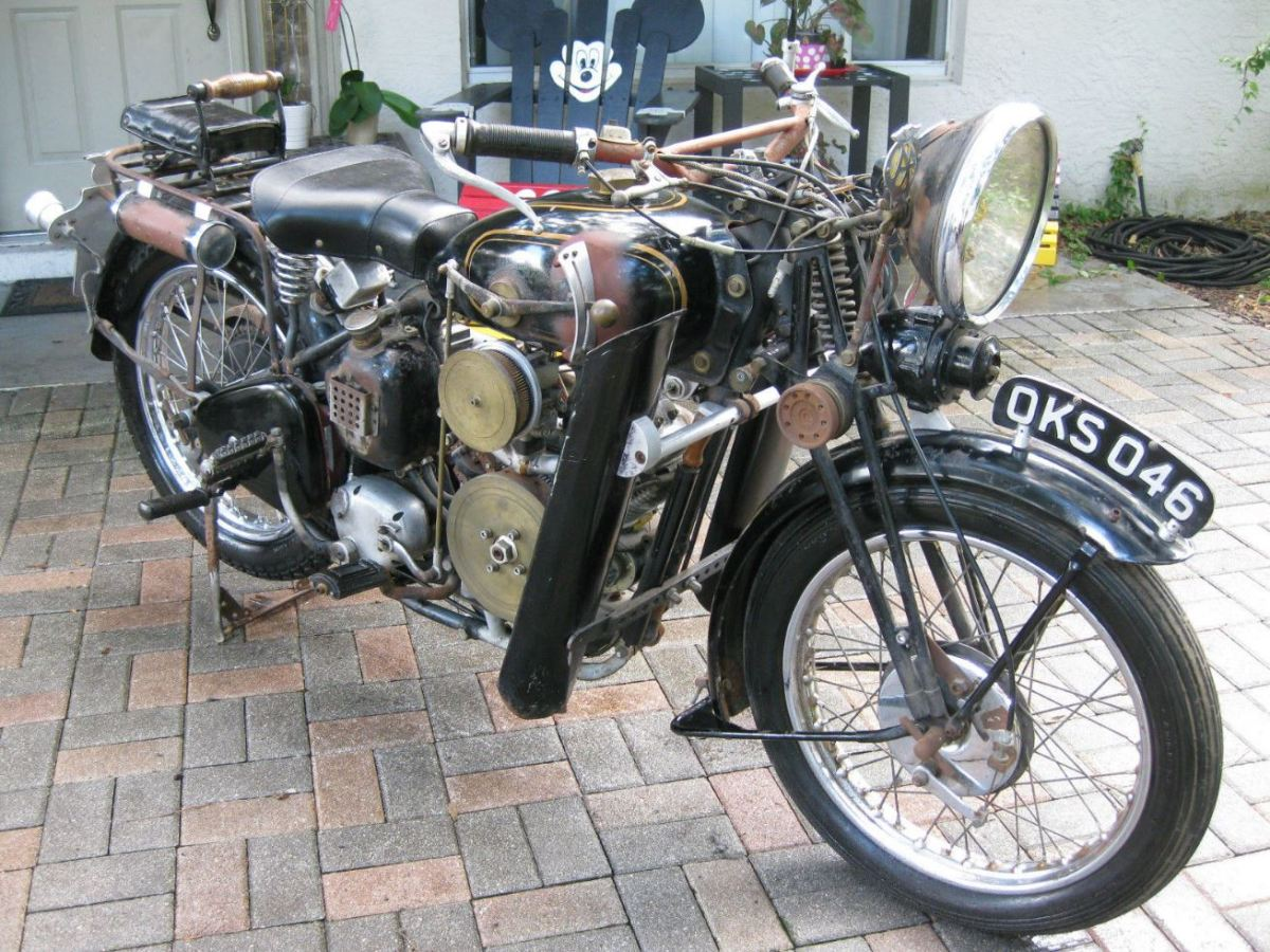 1946 Triumph...Something