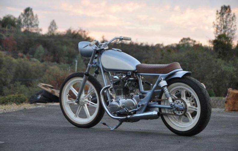 1972 Yamaha XS650 Custom