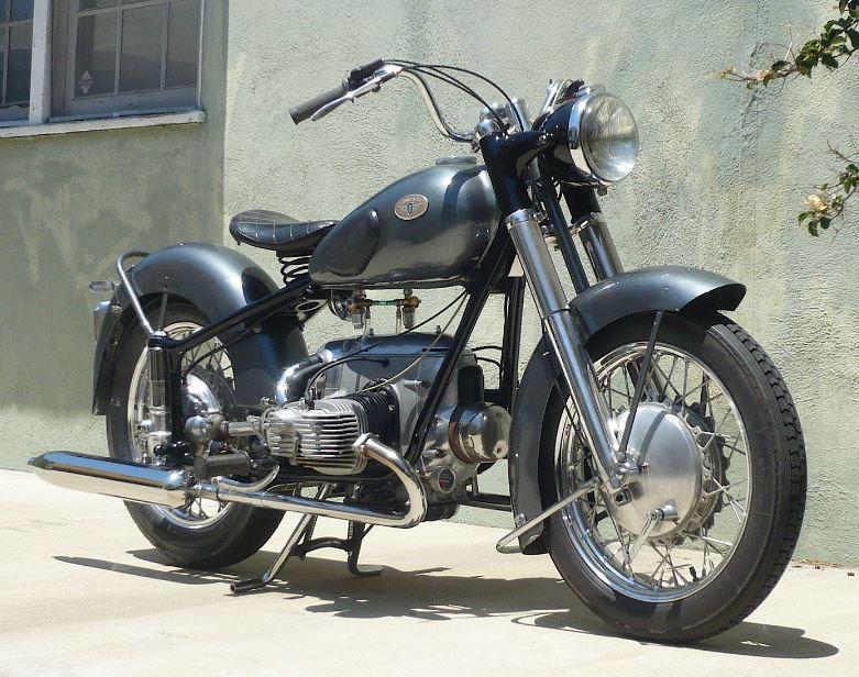 1953 Zundapp KS601 Sport