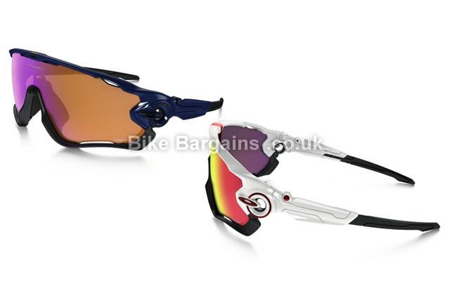 Oakley Jawbreaker Prizm Cycling Sunglasses Was Sold For