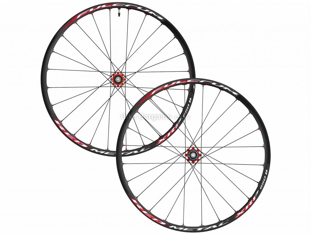 Fulcrum Red Metal 29quot Xrp 6 Bolt Mtb Wheels 400 Was