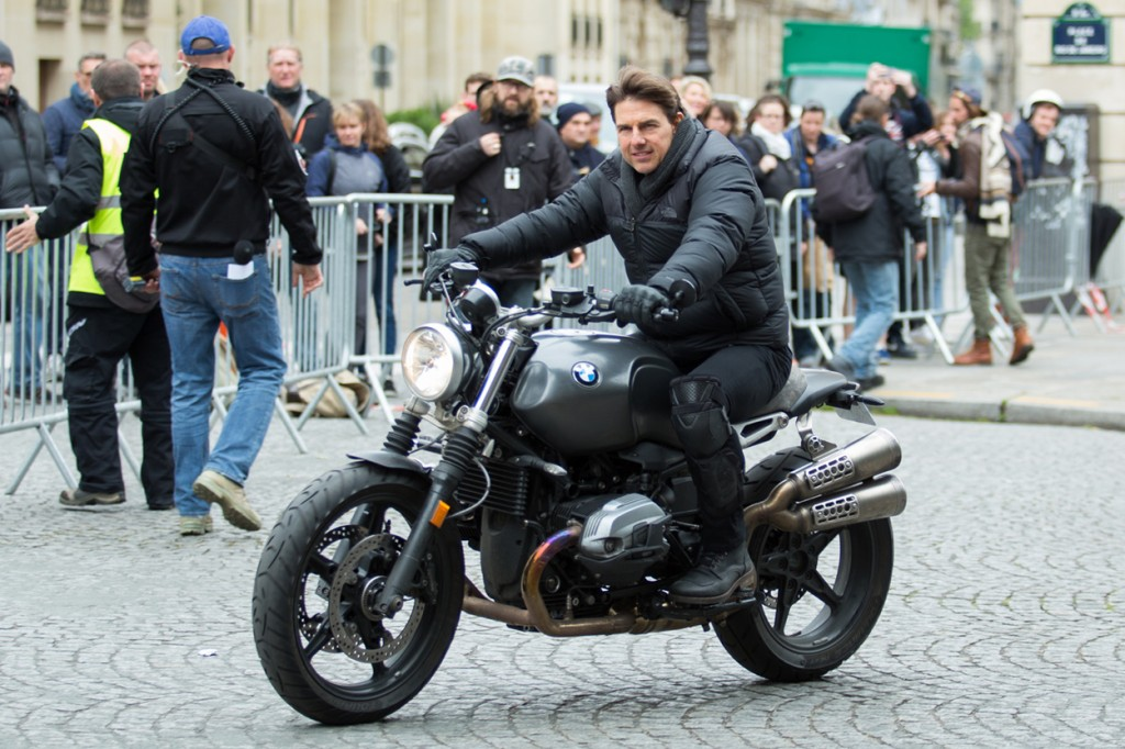Fall Wallpaper Road What Is The Motorcycle In Mission Impossible Fallout