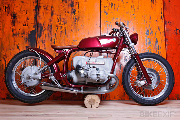 BMW R75/6 by Kingston Customs - featured on BikeExif