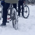 Snow biking by gabriel amadeus via Flickr