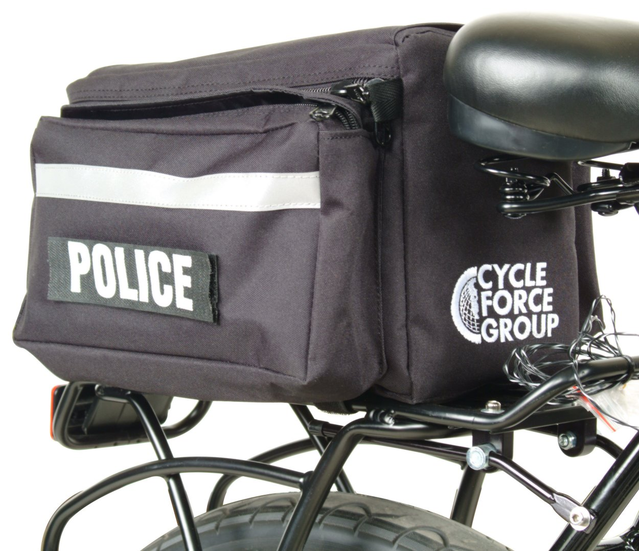 Cycle Force Trunk Rear Rack Bicycle Bag