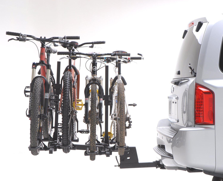 Bike Racks For Trucks Hitch 3 Allen holders and threaded hitch