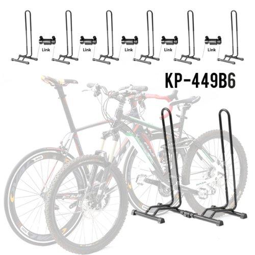 Bike Rack Hqbest Free Standing Bike Rack Adjustable 1 6