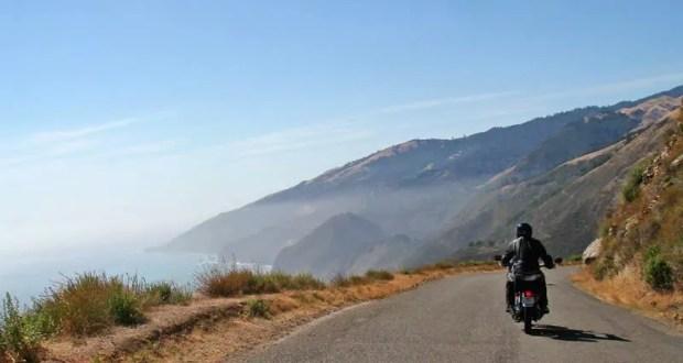 Motorcyle Ride