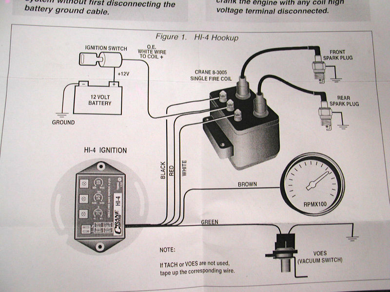 harley single fire ignition wiring diagram