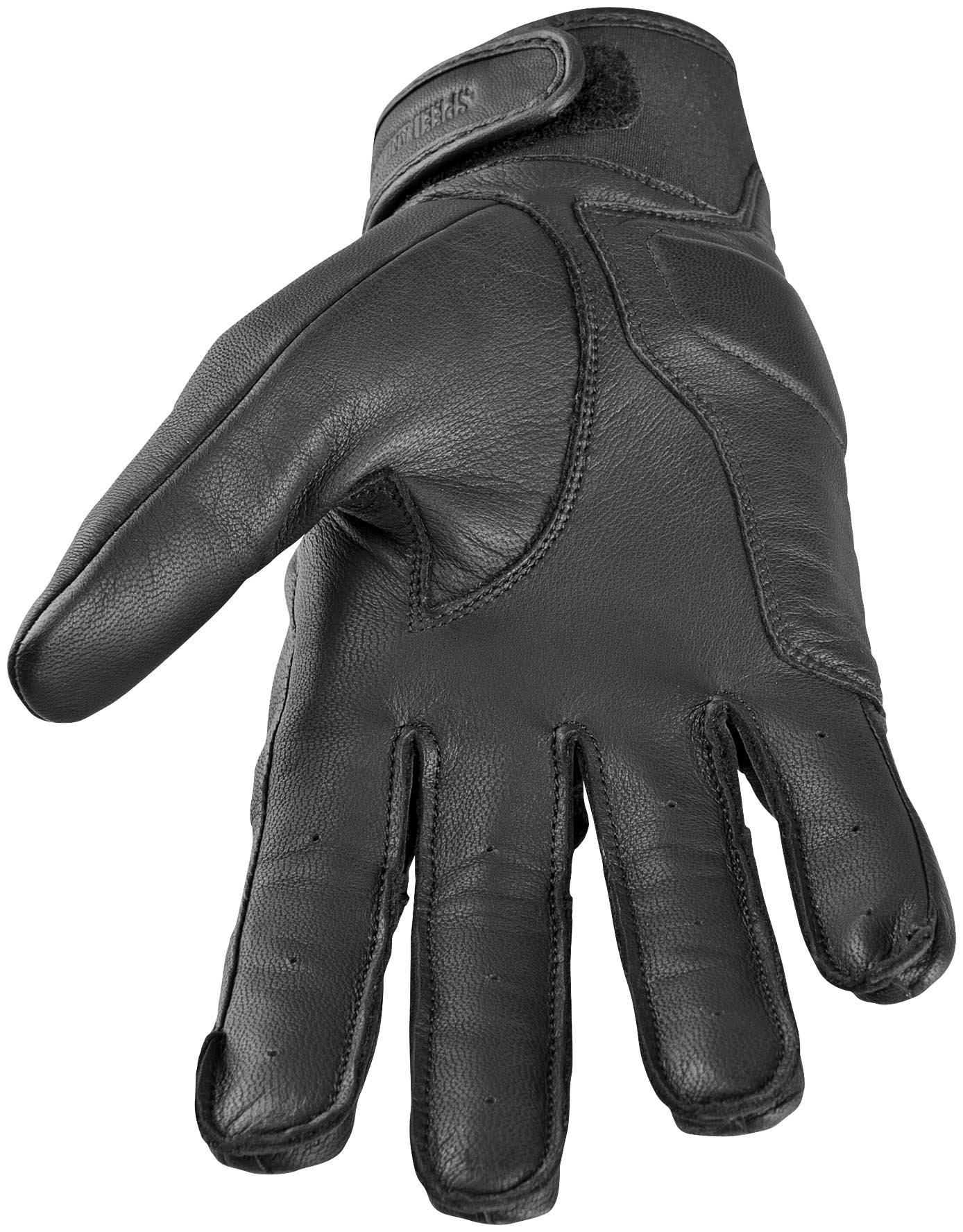 Alfa img showing gt leather motorcycle gloves