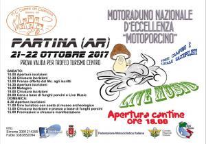 Moto Porcino 2017  Partina (AR)  22 ottobre