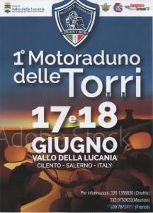 1° raduno delle Torri - Vallo di Lucania - 18 giugno