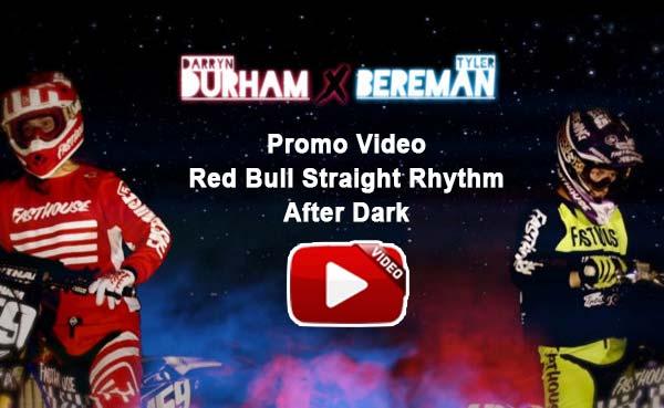 Promo Video Red Bull Straight Rhythm   After Dark
