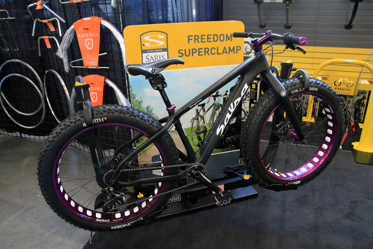 Saris Fatbike Bike Rack 2 Bikerumor