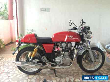 Gt Royal Enfield Price